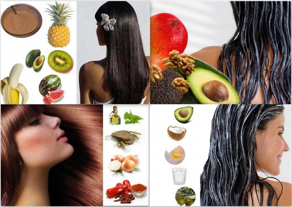 Маска для волос в домашних условиях для секущихся волос в домашних условиях