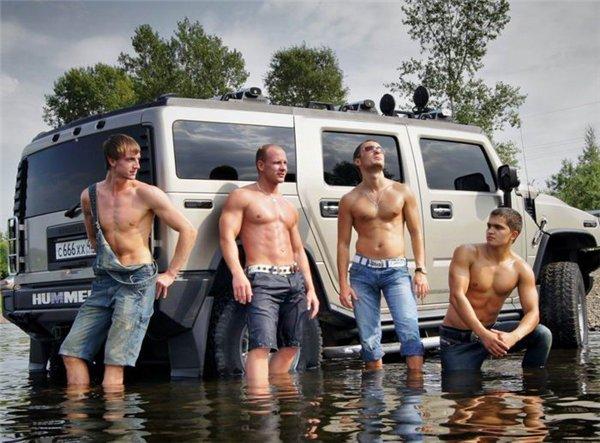 фото мужиков и девушек голых