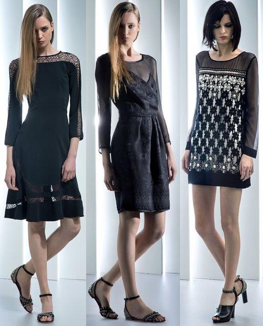 модные фасоны платьев 2016 фото на каждый день