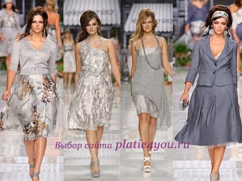 Платья для сорокалетних женщин