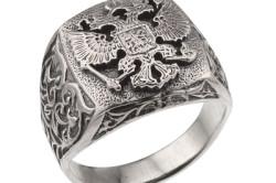печатки мужские фото серебро