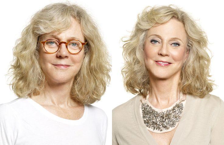 Eye makeup for over 50