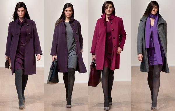 Верхняя Одежда Для Полных Женщин Осень Зима
