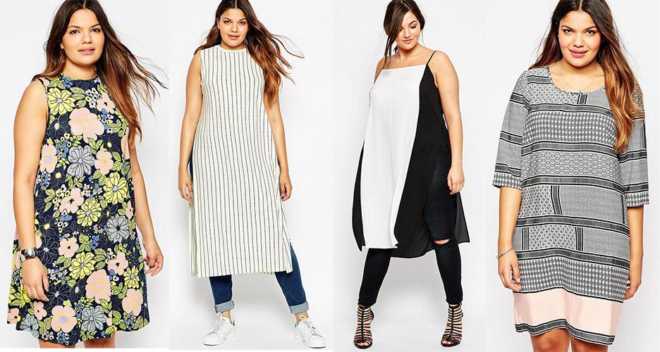 Одежда Для Полных Женщин С Большим Животом