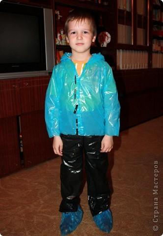 Мода из пакетов своими руками для мальчиков 80