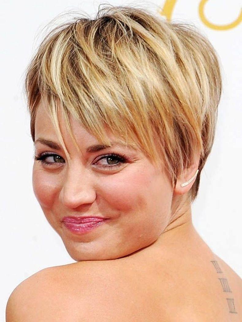 Прически для полных женщин с короткими волосами
