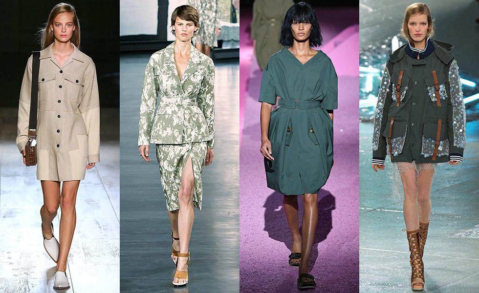 Осень 2015 Одежда Женская