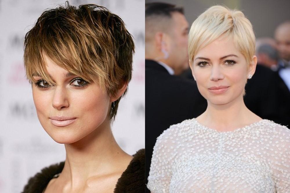 каждой новой короткая стрижка для тонких редких волос фото кареглазых