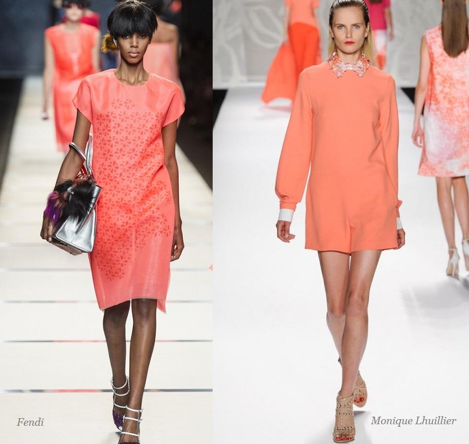 Платья Мода Весна