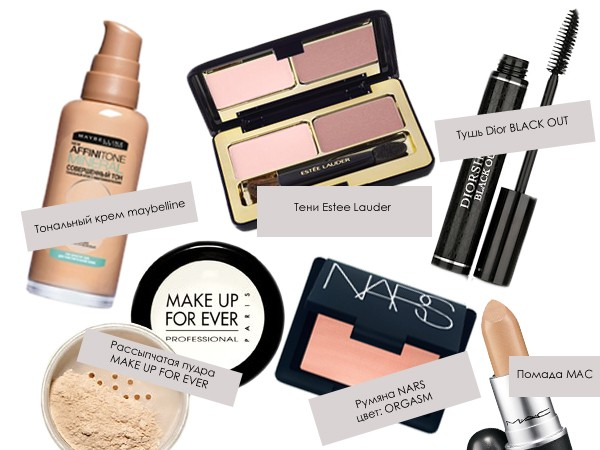 Какие средства нужны для того чтобы было идеальное лицо макияж