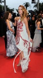 длинно-короткое вечернее платье Antonio Berardi