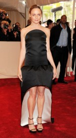 Стелла Маккартни в вечернем платье