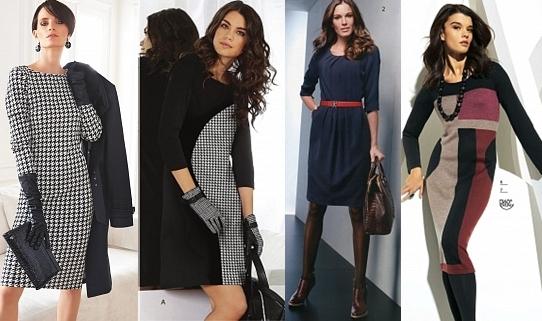 Модные платья для женщин 45 лет
