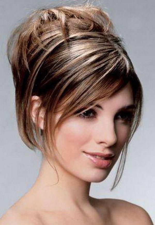 Укладка волос средней длины фото своими руками