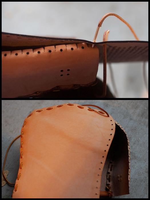 Как сшить сумку из кожи натуральной 96