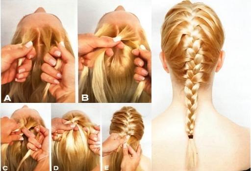 Плетение кос в пушкино