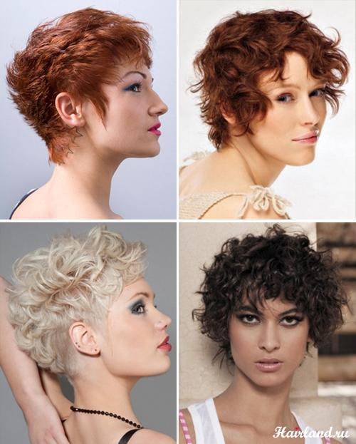Прически женские волнистые волосы