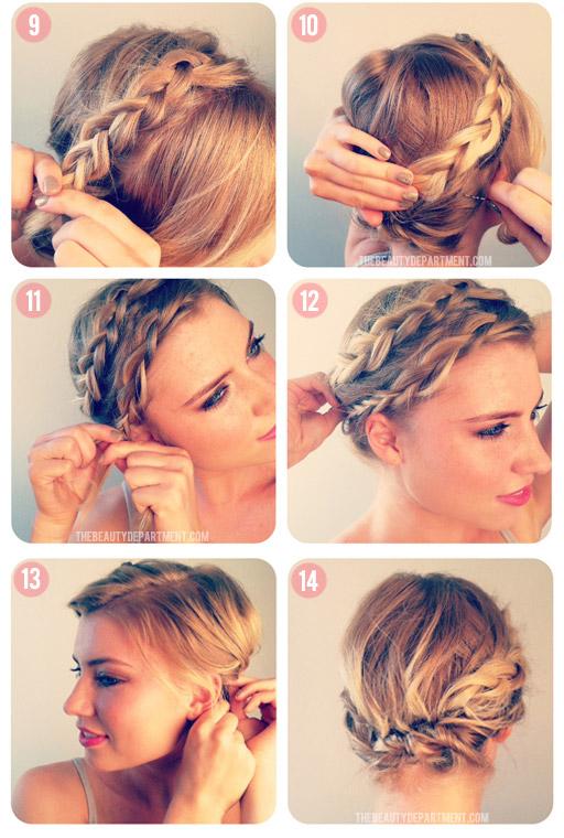 Какие прически можно сделать ребенку с короткими волосами