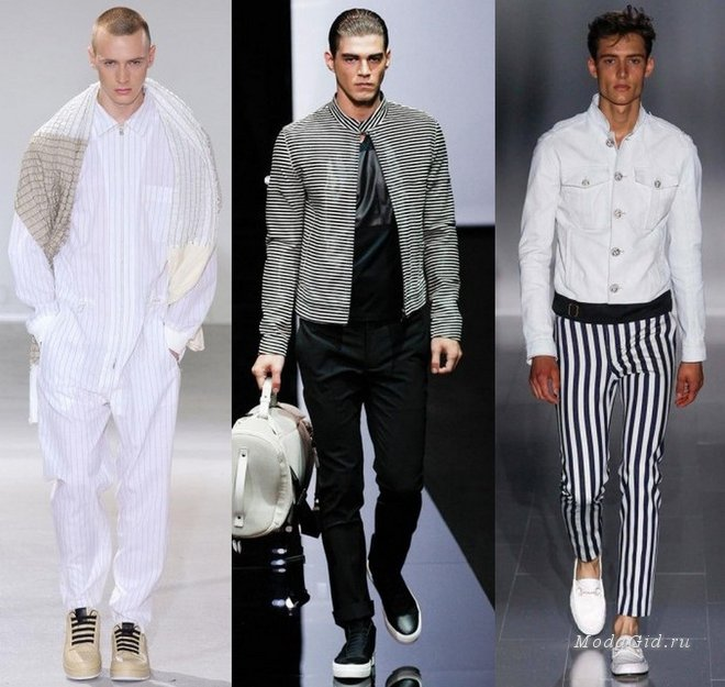 мужская мода весна лето-2015 фото