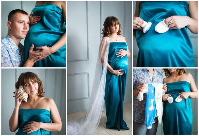 Декор к фотосессии беременных