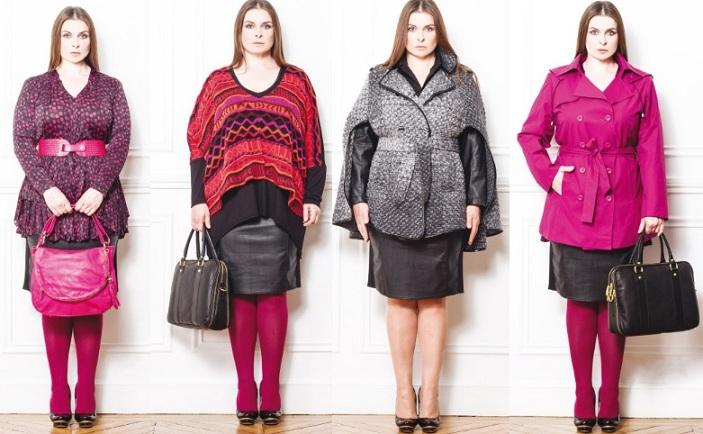 Одежда Для Полных Женщин Фото 2016