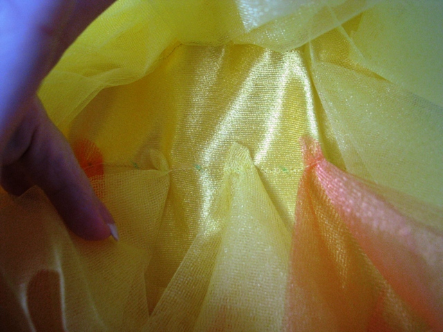 Юбка хризантема своими руками видео
