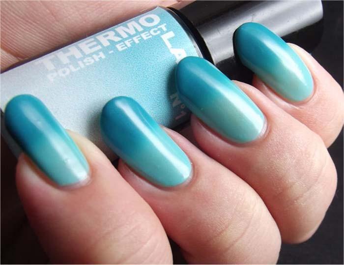 Термолак ногтей