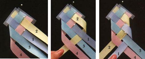 Как сделать своими руками пояса из лент
