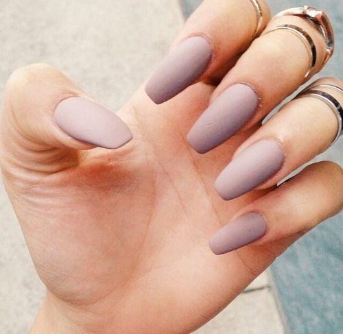 Форма ногтей балерина на короткие ногти
