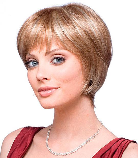 Стрижки для коротких и средней длины волос