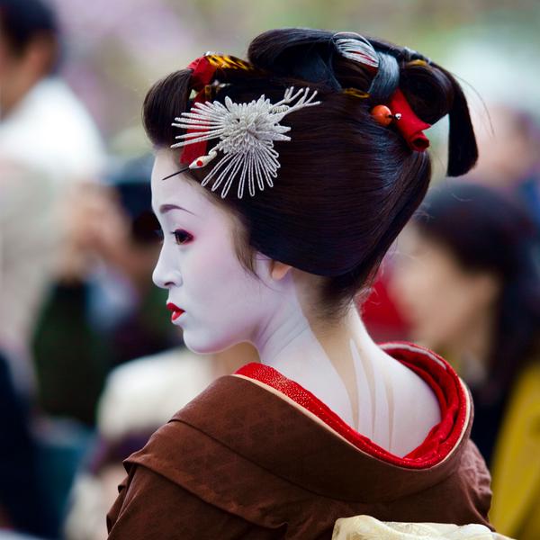 Фото японские прически