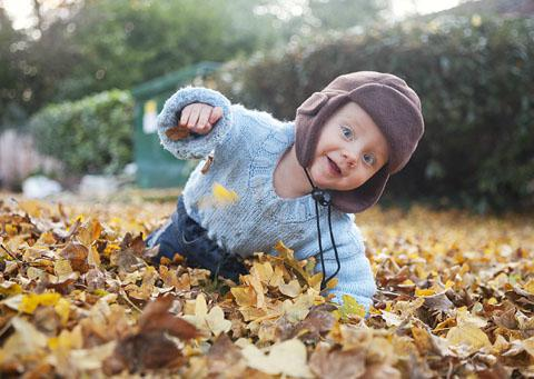 идеи осенней фотосессии фото с ребенком