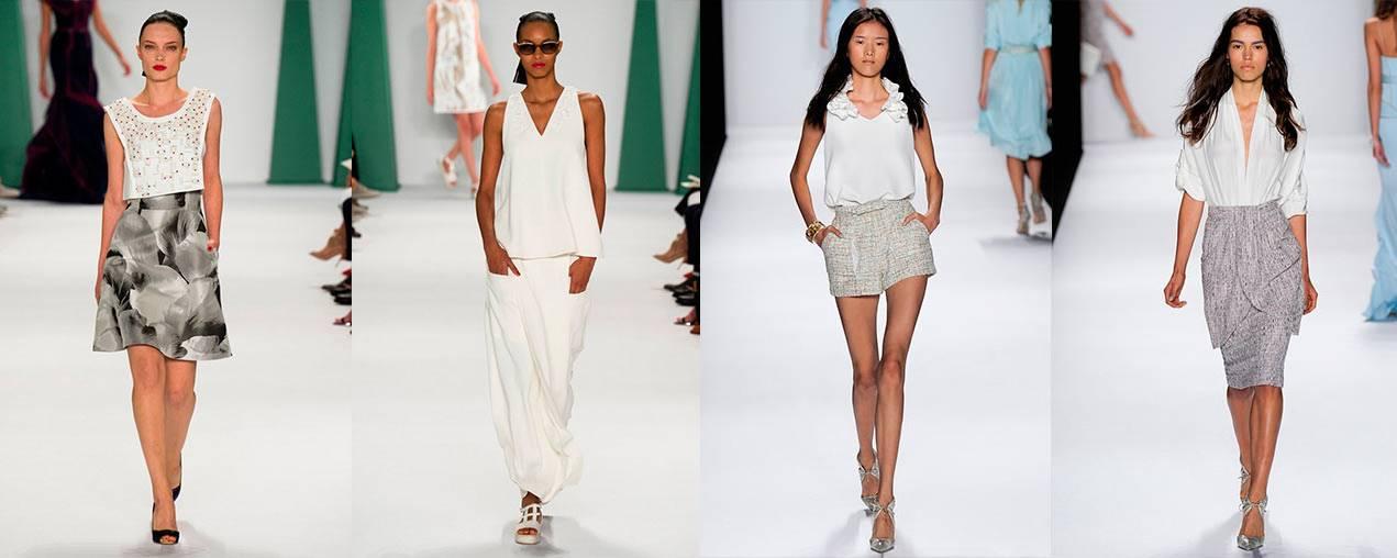 Модные Тенденции Весна Лето 2017 Блузки