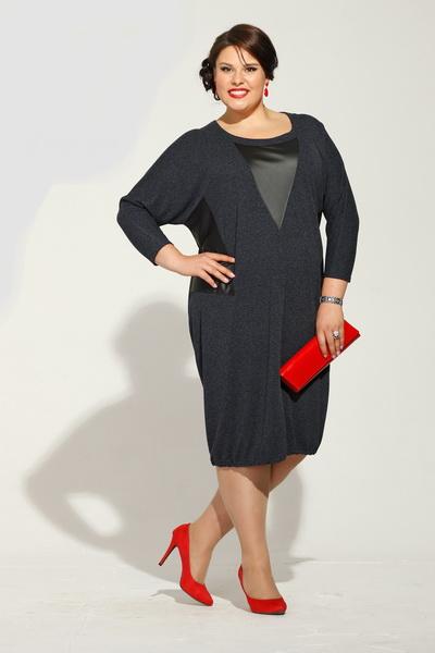 женский образ 70 годов платье