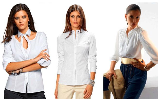 Блузки Для Деловых Женщин