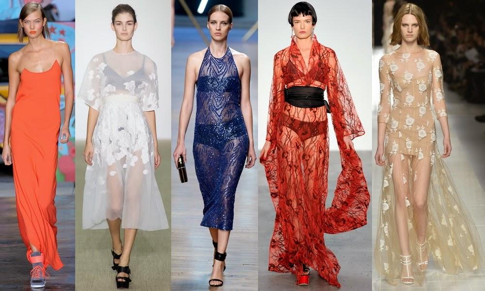 Модные Платья 2015 Года
