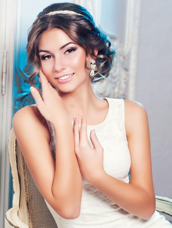 Свадебная прическа греческий стиле