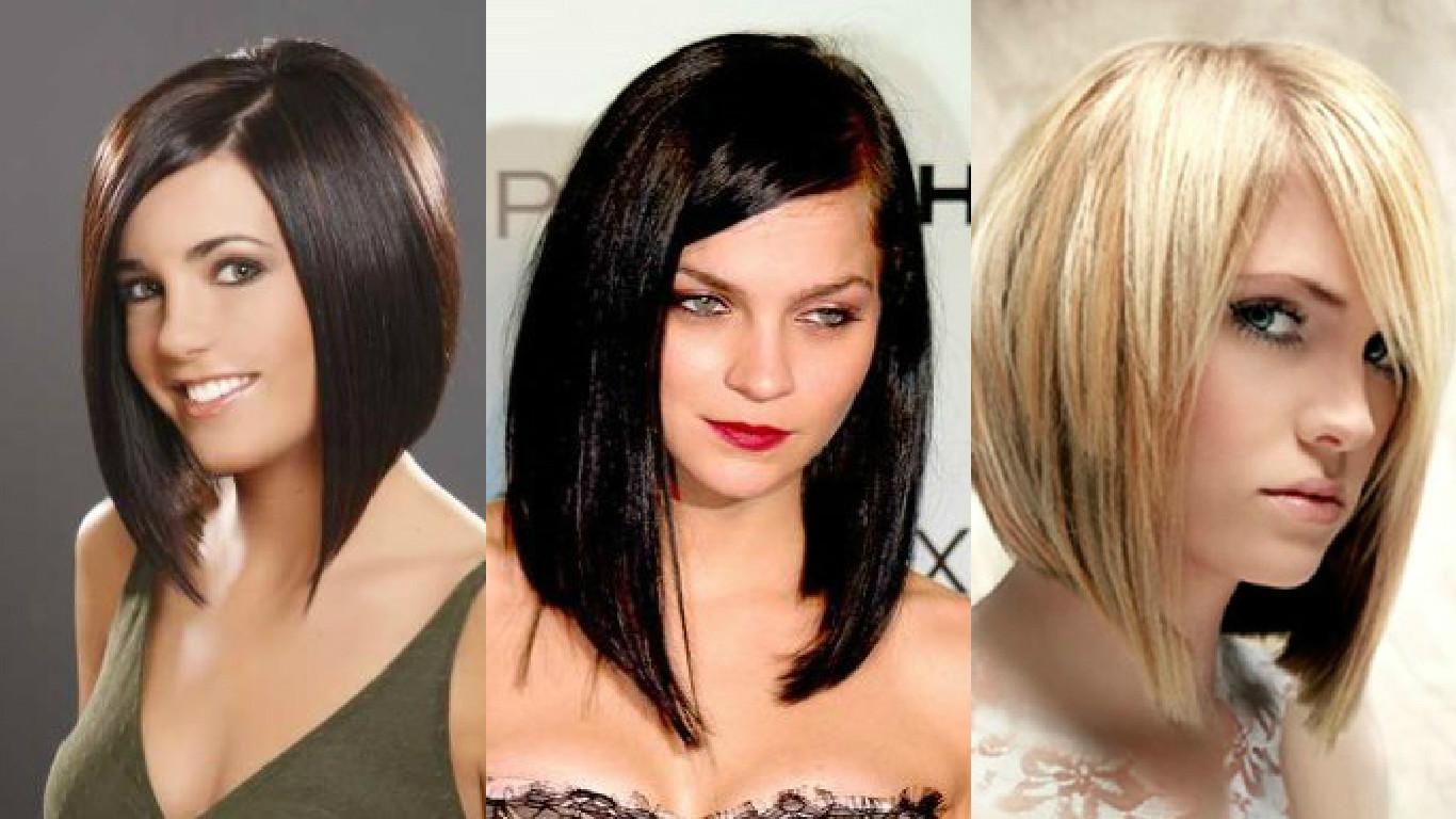 Стрижки на средние и тонкие волосы 2017