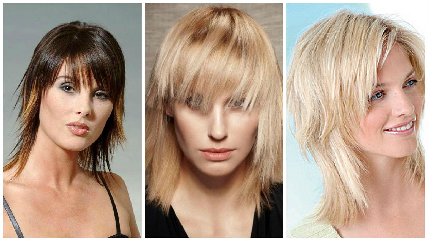 Виды причесок для девушек на средние волосы