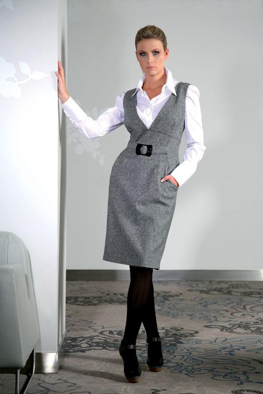 Как сшить платья в офис 655