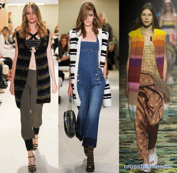 Кaк Связaть Модную Одежду 2017